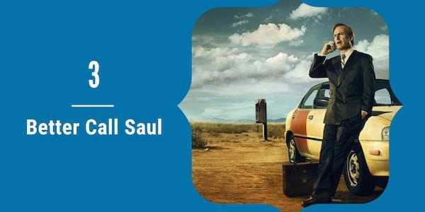 8 1 Better Call Saul | Doctor Who | Fargo Better Call Saul, Doctor Who, Fargo, Game of Thrones, Modern Family, Sherlock, SOUTH PARK, SUPERNATURAL, THE BLACKLIST, The Walking Dead