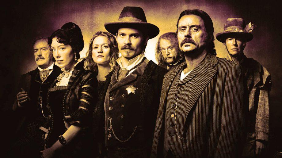 deadwood e1546157857791 DEADWOOD   HBO   IAN MCSHANE DEADWOOD, HBO, IAN MCSHANE, Molly Parker, Timothy Olyphant