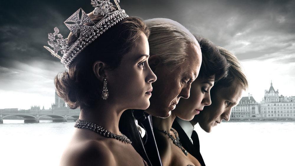 The Crown Queen Elizabeth e1497719462265 Gillian Anderson Gillian Anderson