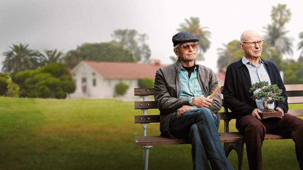 The Kominsky Method 1 Alan Arkin | Michael Douglas | NETFLIX Alan Arkin, Michael Douglas, NETFLIX, The Kominsky Method, ΧΡΥΣΕΣ ΣΦΑΙΡΕΣ 2019