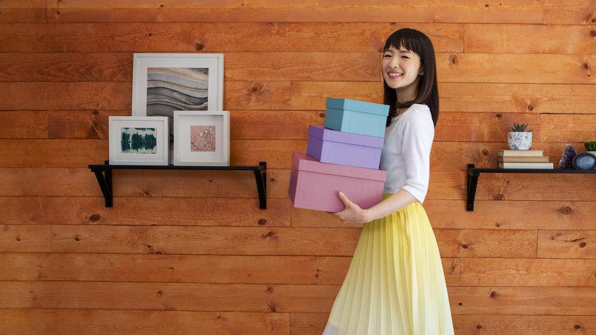 Tidying Up with Marie Kondo 1 reality reality