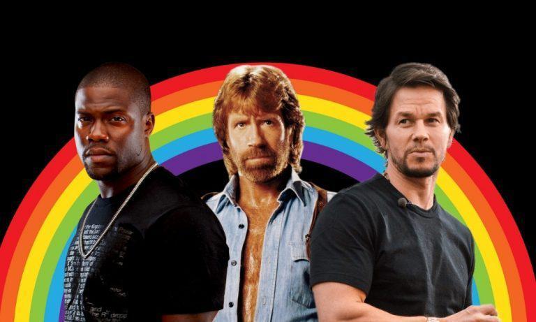 Γκέι σεξ τηλεόραση σκηνές