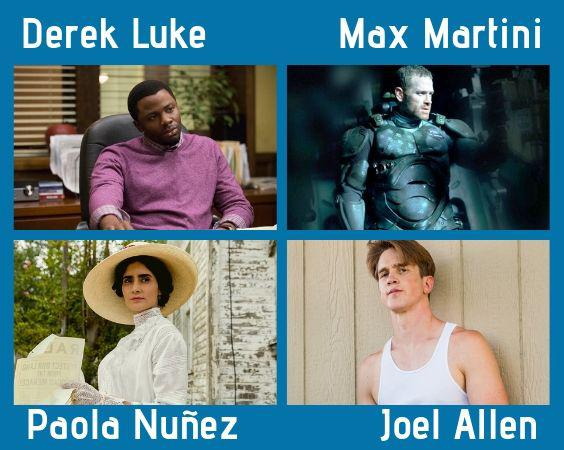 Derek Luke Max Martini AMAZON PRIME VIDEO | The Purge | Η ΚΑΘΑΡΣΗ AMAZON PRIME VIDEO, The Purge, Η ΚΑΘΑΡΣΗ