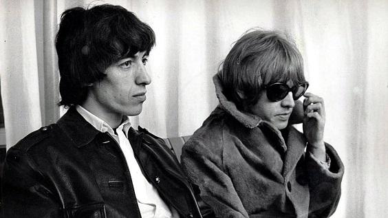 The Quiet One 2 Bill Wyman | ROLLING STONES | The Quiet One Bill Wyman, ROLLING STONES, The Quiet One, ΝΤΟΚΙΜΑΝΤΕΡ
