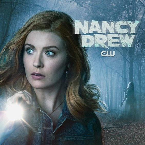 nancy drew key art 1170116 Arrow | Batwoman | Black Lightning Arrow, Batwoman, Black Lightning, Nancy Drew, Riverdale, The CW, The Flash, ΠΡΟΓΡΑΜΜΑ