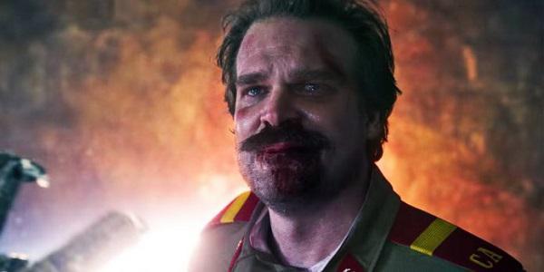 Jim Hopper Death In Stranger Things Season 3 Jim Hopper   NETFLIX   Stranger Things Jim Hopper, NETFLIX, Stranger Things, STRANGER THINGS 4