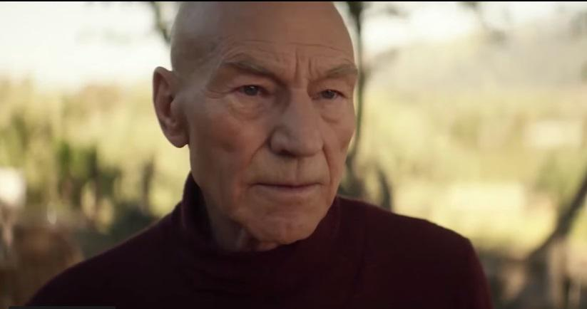 PICARD AMAZON PRIME VIDEO | CBS | Comic-Con AMAZON PRIME VIDEO, CBS, Comic-Con, Jean-Luc Picard, Picard, Star Trek, Star Trek: Picard