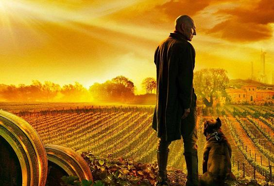 Star Trek Picard AMAZON PRIME VIDEO | CBS | Comic-Con AMAZON PRIME VIDEO, CBS, Comic-Con, Jean-Luc Picard, Picard, Star Trek, Star Trek: Picard