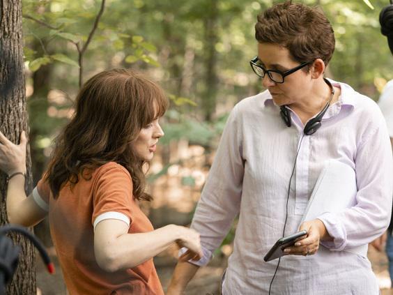 Winona Ryder and Uta Briesewitz Eleven | NETFLIX | Stranger Things Eleven, NETFLIX, Stranger Things