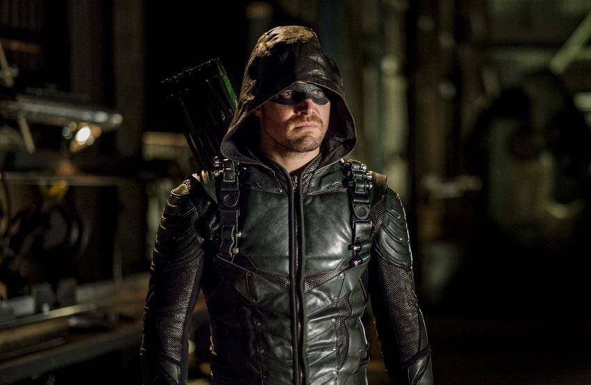 arrow 1 Arrow | ARROW 8 | Comic-Con Arrow, ARROW 8, Comic-Con, Oliver Queen, Tommy Merlyn