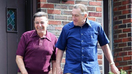 irishman 2 Al Pacino | Joe Pesci | Martin Scorsese Al Pacino, Joe Pesci, Martin Scorsese, NETFLIX, NEW YORK FILM FESTIVAL 2019, Robert De Niro, The Irishman, ΑΛΗΘΙΝΕΣ ΙΣΤΟΡΙΕΣ, Ο Ιρλανδός