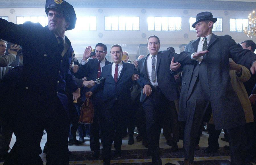 irishman Al Pacino | Joe Pesci | Martin Scorsese Al Pacino, Joe Pesci, Martin Scorsese, NETFLIX, NEW YORK FILM FESTIVAL 2019, Robert De Niro, The Irishman, ΑΛΗΘΙΝΕΣ ΙΣΤΟΡΙΕΣ, Ο Ιρλανδός