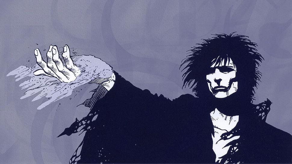 sandman comic | Neil Gaiman | NETFLIX comic, Neil Gaiman, NETFLIX, SANDMAN