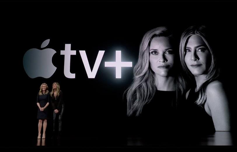 morning show apple Apple TV+ | Jennifer Aniston | Reese Witherspoon Apple TV+, Jennifer Aniston, Reese Witherspoon, Steve Carell, The Morning Show, Ρις Γουίδερσπουν, Στιβ Καρέλ