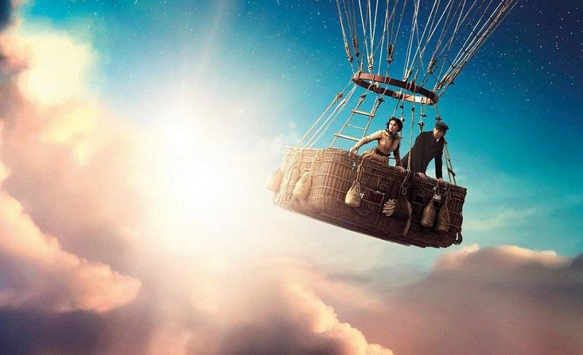 The Aeronauts AMAZON PRIME VIDEO | Eddie Redmayne | Felicity Jones AMAZON PRIME VIDEO, Eddie Redmayne, Felicity Jones, Prime Video, The Aeronauts, The Theory Of Everything, Tom Harper