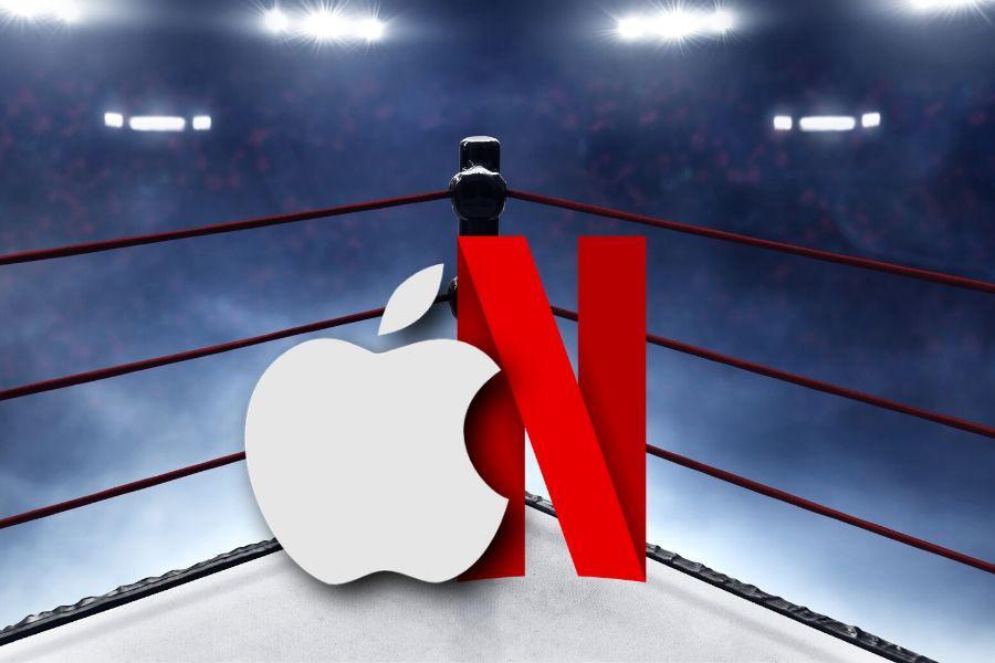 Untitled design 46 Apple TV+ | APPLE TV+ VS NETFLIX | NETFLIX Apple TV+, APPLE TV+ VS NETFLIX, NETFLIX