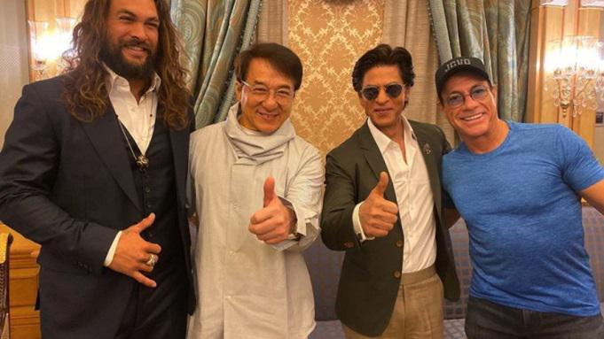 momoa GOSSIP   Jackie Chan   Jason Momoa GOSSIP, Jackie Chan, Jason Momoa, Jean-Claude Van Damme, Shah Rukh Khan, πρίγκιπας Σαλμάν, Τζαμάλ Κασόγκι