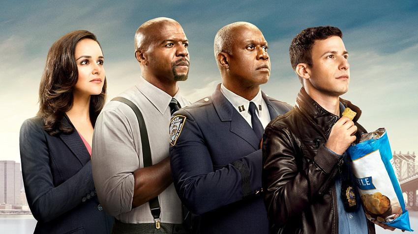 Brooklyn Nine-Nine | Brooklyn Nine-Nine 7 | NBC Brooklyn Nine-Nine, Brooklyn Nine-Nine 7, NBC, PERALTA, ΑΝΑΝΕΩΘΗΚΕ, ΤΖΕΙΚ ΠΕΡΑΛΤΑ