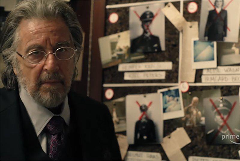 AL Al Pacino | AMAZON PRIME VIDEO | Hunters Al Pacino, AMAZON PRIME VIDEO, Hunters, The Hunt, ναζι