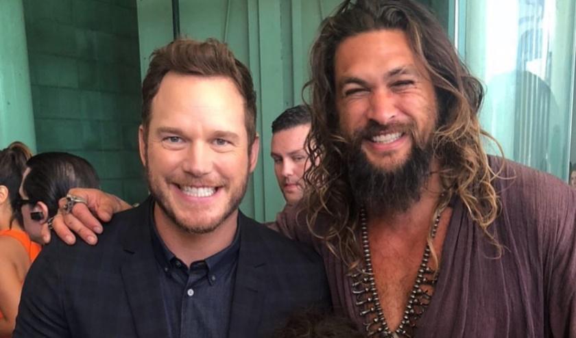 20191205 112753 Chris Pratt   GOSSIP   Instagram Chris Pratt, GOSSIP, Instagram, Jason Momoa, jason momoa see, momoa, ανακύκλωση, ΚΡΙΣ ΠΑΤ