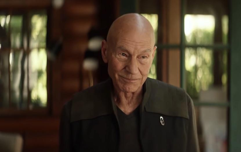 picard AMAZON PRIME VIDEO | CBS | CBS All Access AMAZON PRIME VIDEO, CBS, CBS All Access, Jean-Luc Picard, Picard, Star Trek, Star Trek: Picard, ΑΝΑΝΕΩΘΗΚΕ
