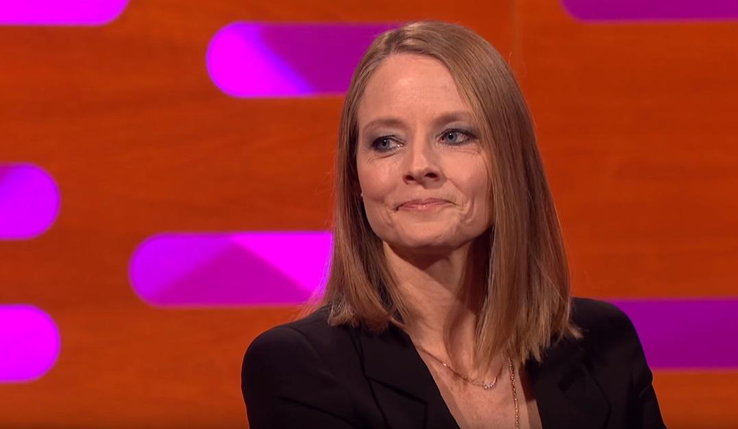 Jodie Foster Jodie Foster   The Day They Stole the Mona Lisa   Μόνα Λίζα Jodie Foster, The Day They Stole the Mona Lisa, Μόνα Λίζα, ΣΙΝΕΜΑ