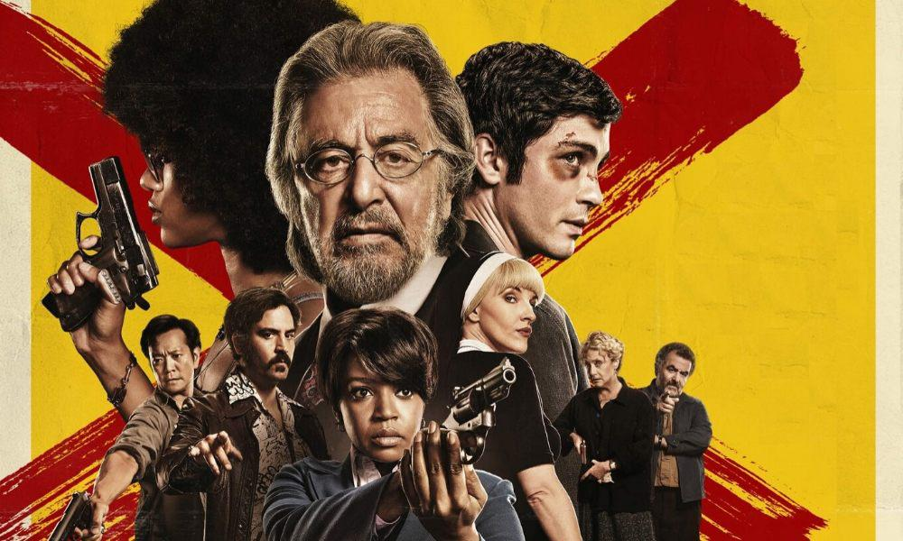hunters Al Pacino | AMAZON PRIME VIDEO | Hunters Al Pacino, AMAZON PRIME VIDEO, Hunters, The Hunt, ναζι