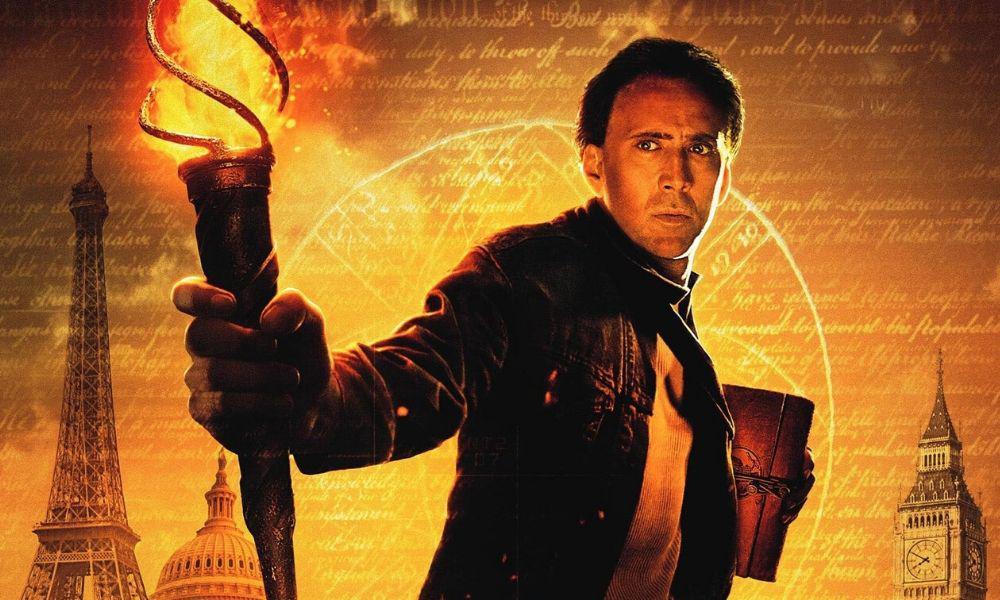 watchandchill Disney | National Treasure | National Treasure 3 Disney, National Treasure, National Treasure 3, Nicolas Cage