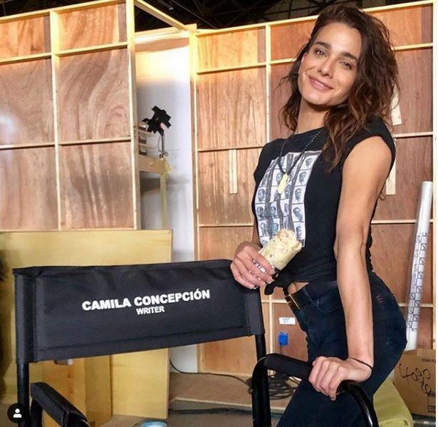 CAMILA Camila Maria Concepcion | GOSSIP | NETFLIX Camila Maria Concepcion, GOSSIP, NETFLIX