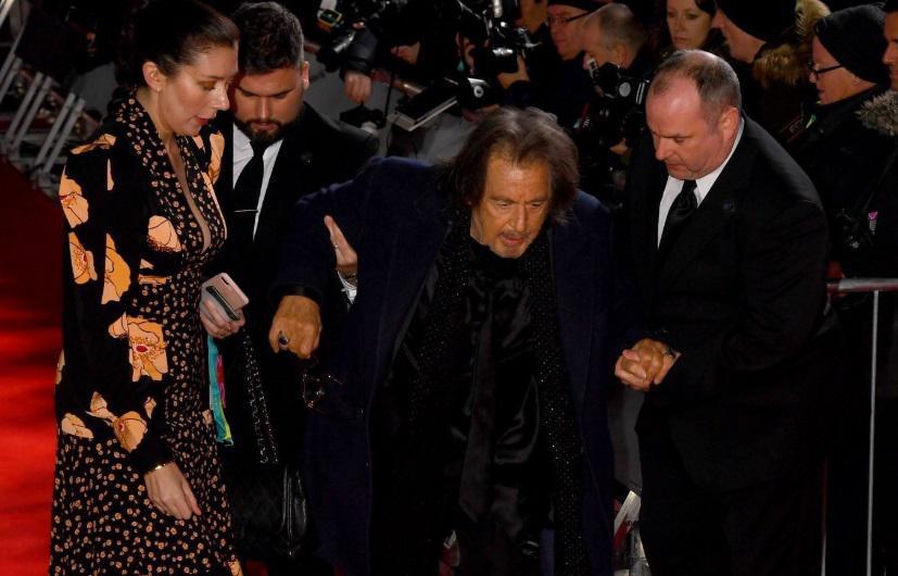 bafta Al Pacino Al Pacino