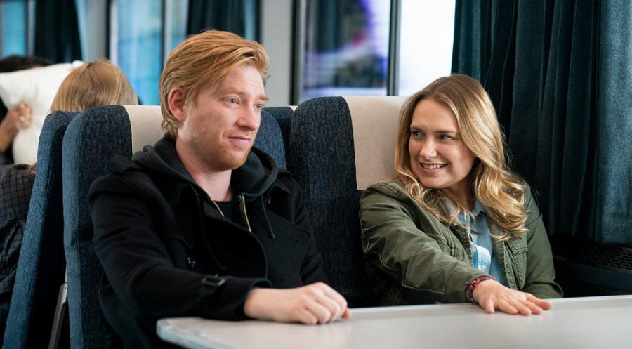run Domhnall Gleeson | HBO | Killing Eve Domhnall Gleeson, HBO, Killing Eve, Merritt Wever, Phoebe Waller-Bridge, Run