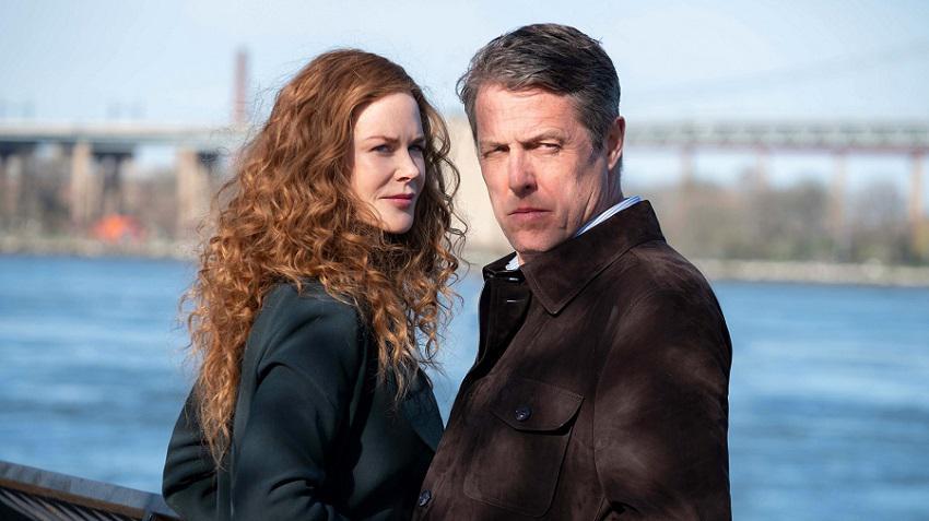 The Undoing 1 HBO | Hugh Grant | Nicole Kidman HBO, Hugh Grant, Nicole Kidman, The Undoing, βιβλίο