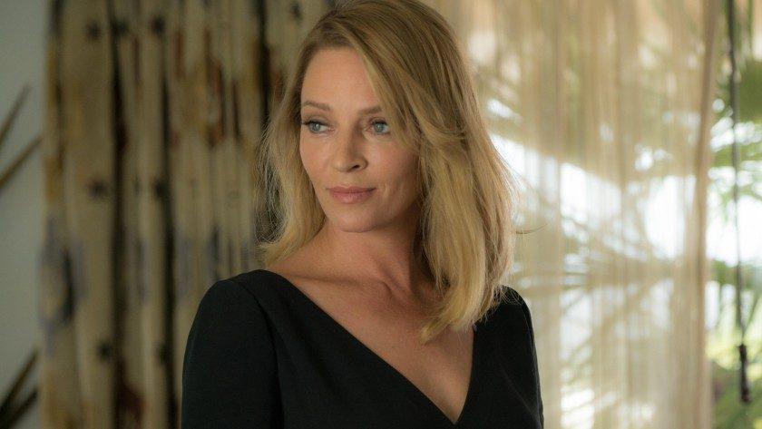 Uma Thurman Apple TV+ | Suspicion | Uma Thurman Apple TV+, Suspicion, Uma Thurman