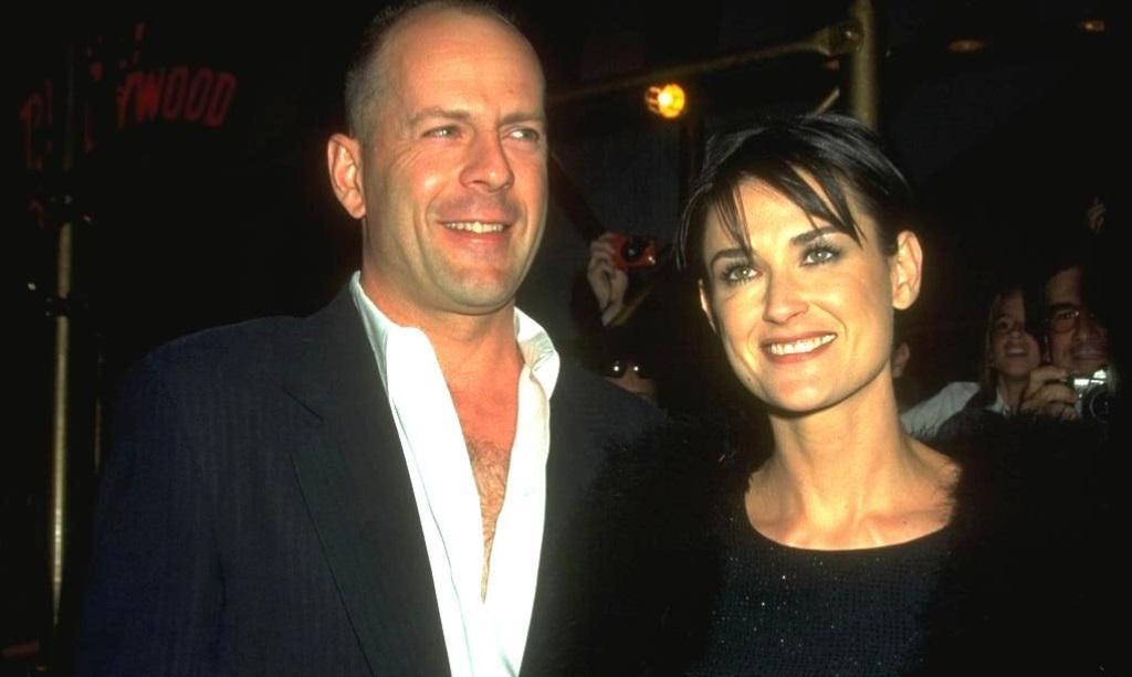 Bruce Willis και Demi Moore Bruce Willis | demi moore | GOSSIP Bruce Willis, demi moore, GOSSIP, κορωνοϊός