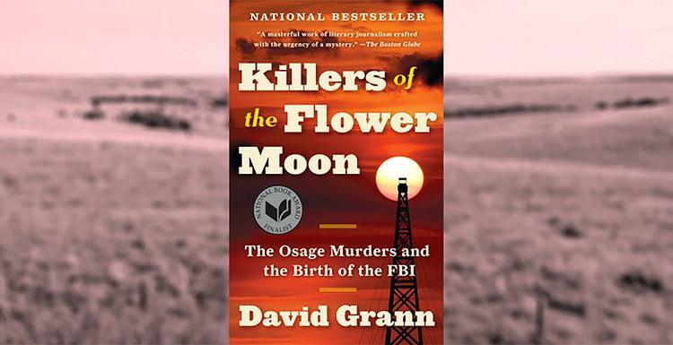KILLERS Apple TV+ | Killers of the Flower Moon | Martin Scorsese Apple TV+, Killers of the Flower Moon, Martin Scorsese, NETFLIX, βιβλίο