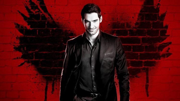 LUCIFER Lucifer | NETFLIX | Tom Ellis Lucifer, NETFLIX, Tom Ellis