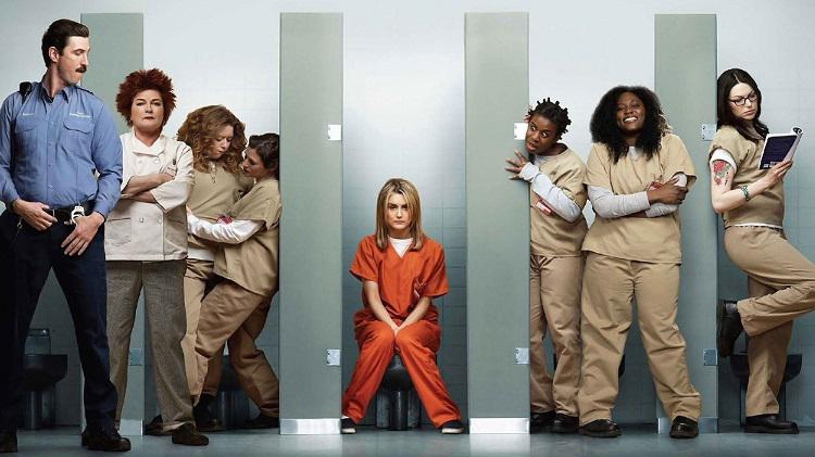 oitnb NETFLIX | Orange Is The New Black | Social Distance NETFLIX, Orange Is The New Black, Social Distance