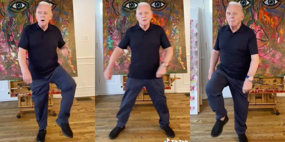 Anthony Hopkins #toosieslidechallenge | Anthony Hopkins | GOSSIP #toosieslidechallenge, Anthony Hopkins, GOSSIP, TIKTOK