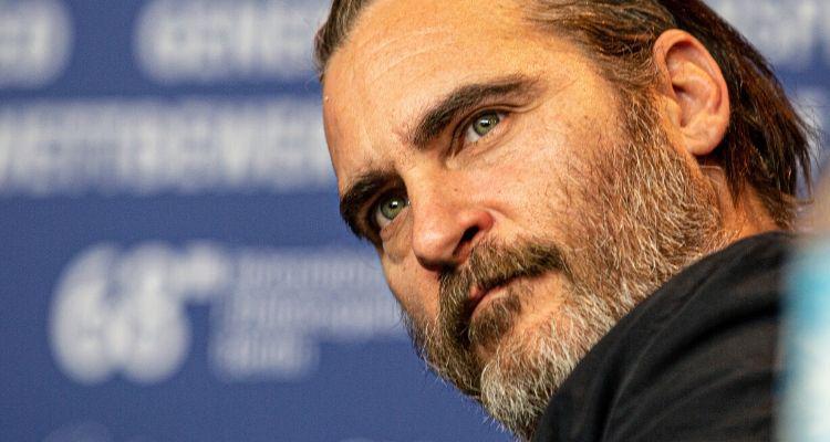 O Χοακίν Φίνιξ θα γίνει πατέρας Joaquin Phoenix Joaquin Phoenix