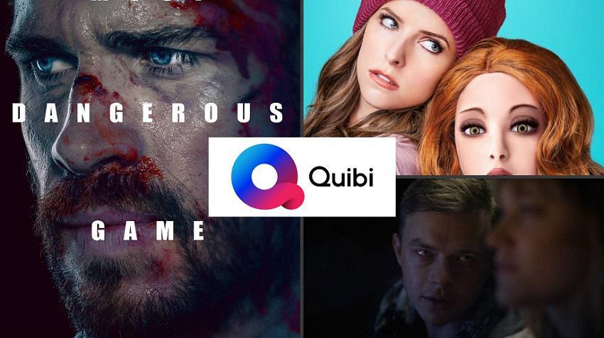 QUIBI 1 DUMMY | Most Dangerous Game | Quibi DUMMY, Most Dangerous Game, Quibi, THE STRANGER, YouTube