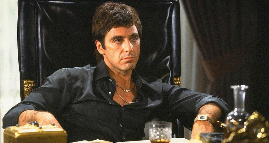Tony Montana SCARFACE | ΒΙΒΛΙΟ | Ο Σημαδεμένος SCARFACE, ΒΙΒΛΙΟ, Ο Σημαδεμένος, ΣΙΝΕΜΑ