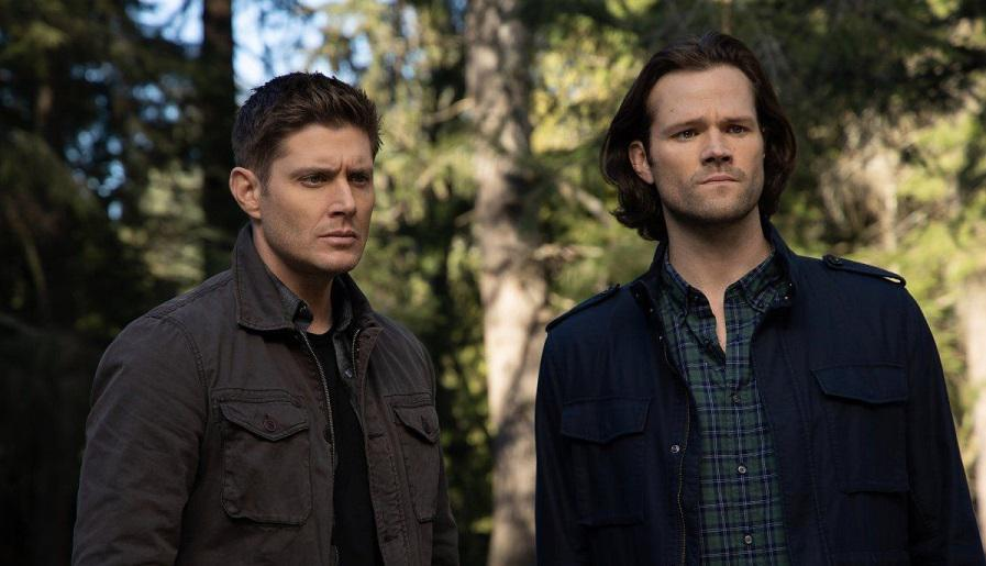 supernatural 15 SUPERNATURAL | The CW | κορωνοϊός SUPERNATURAL, The CW, κορωνοϊός