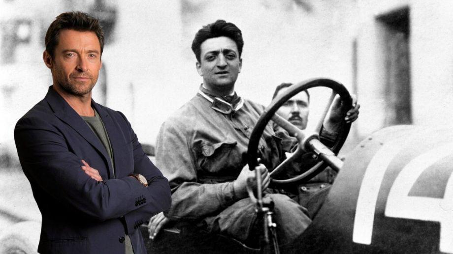 WATCHANDCHILLGR 30 Enzo Ferrari | Hugh Jackman | Michael Mann Enzo Ferrari, Hugh Jackman, Michael Mann, ΣΙΝΕΜΑ