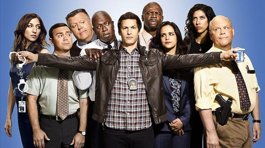 WATCHANDCHILLGR 4 Brooklyn Nine-Nine | Τζορτζ Φλόιντ Brooklyn Nine-Nine, Τζορτζ Φλόιντ