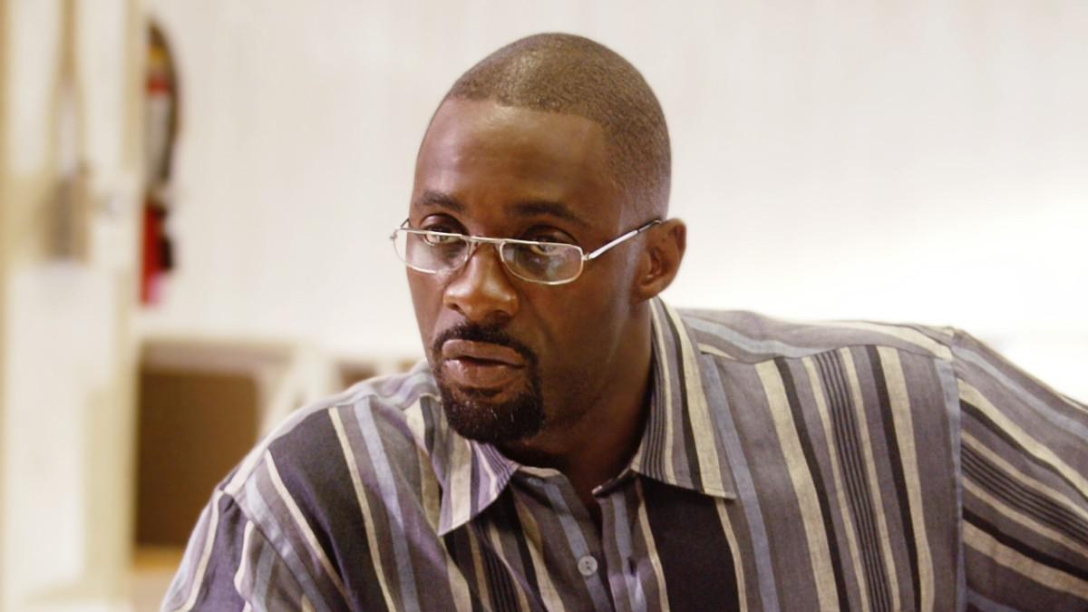 Russell Stringer Bell HBO | Idris Elba | THE WIRE HBO, Idris Elba, THE WIRE