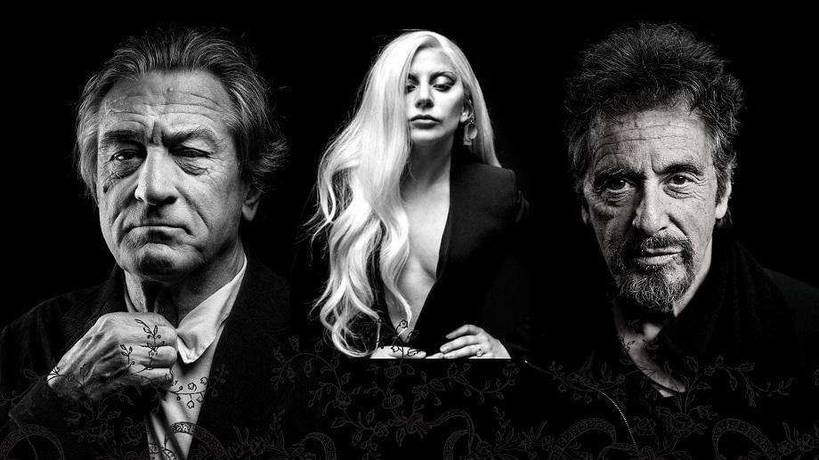 Robert De Niro και Al Pacino στη νέα ταινία του Ridley Scott Al Pacino Al Pacino