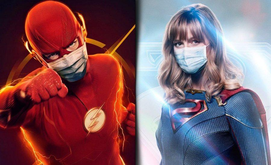 the cw Batwoman | Supergirl | The CW Batwoman, Supergirl, The CW, The Flash, κορωνοϊός