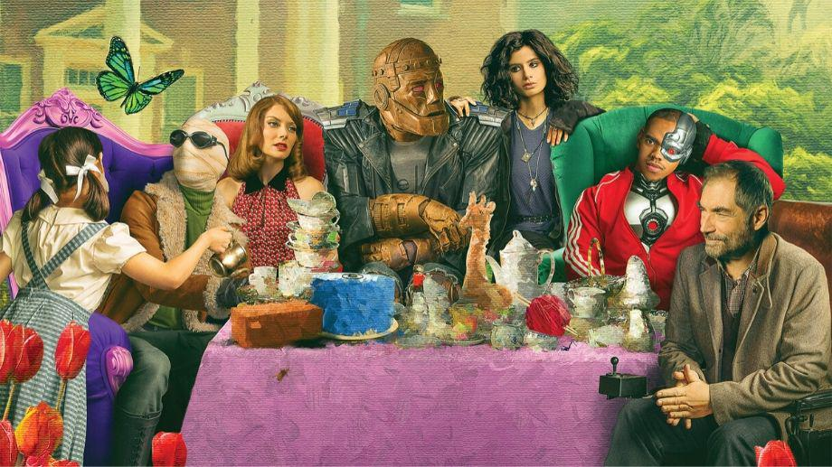 doom patrol DC Universe | DOOM PATROL | HBO Max DC Universe, DOOM PATROL, HBO Max, ΑΝΑΝΕΩΘΗΚΕ