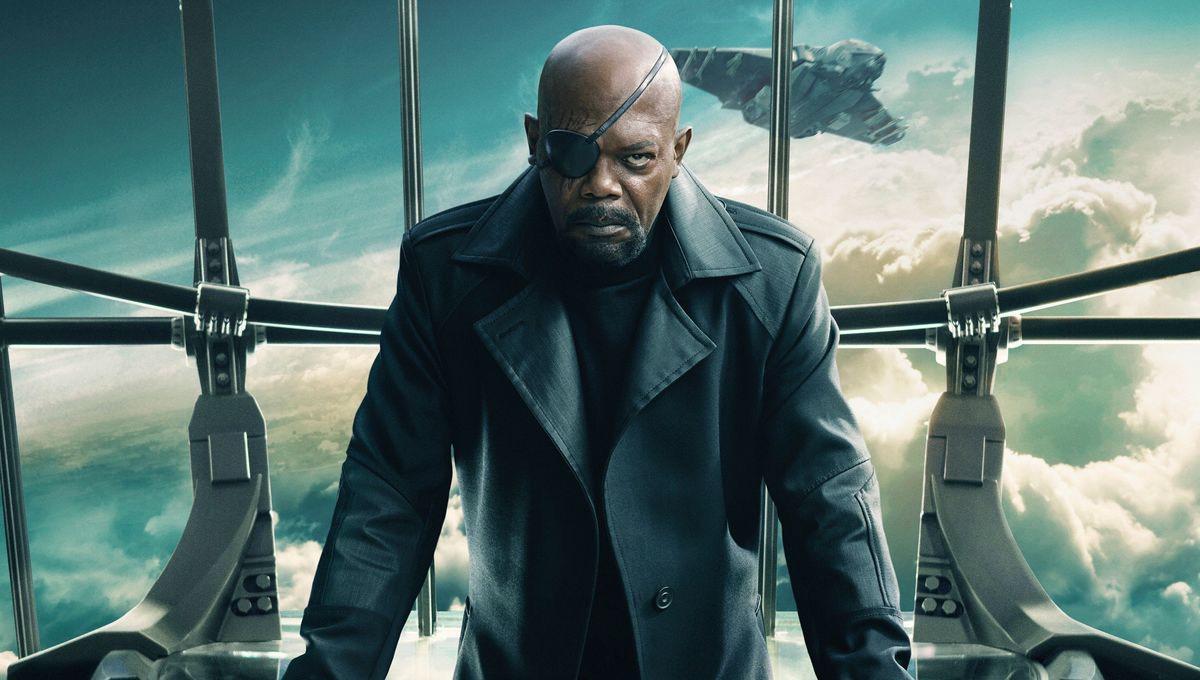 nick fury DISNEY+ | news | Nick Fury DISNEY+, news, Nick Fury, Σάμιουελ Λ. Τζάκσον