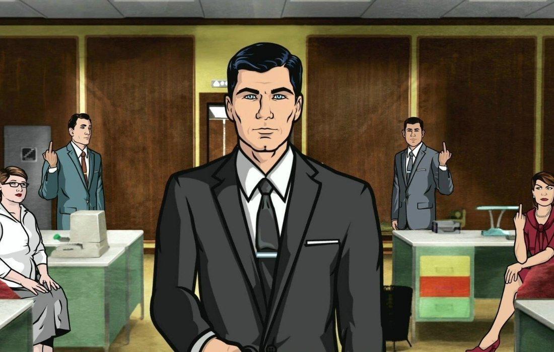 Archer | FXX | news Archer, FXX, news, ΑΝΑΝΕΩΘΗΚΕ, ΑΡΤΣΕΡ